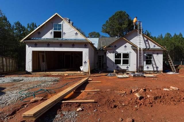 55 Brittney Lane, Covington, GA 30016 (MLS #6746115) :: Rich Spaulding