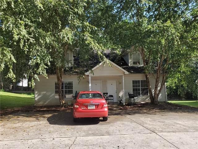 519 Adamson Avenue, Carrollton, GA 30117 (MLS #6746127) :: Good Living Real Estate