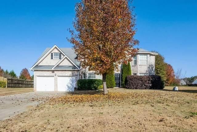 12 Sheffield Lane, Powder Springs, GA 30127 (MLS #6746129) :: Charlie Ballard Real Estate
