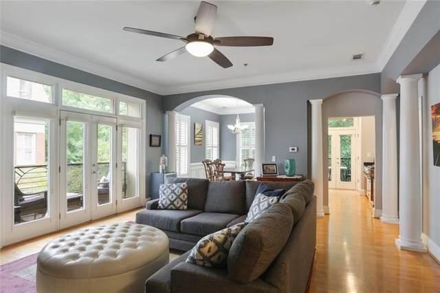 560 Dutch Valley Road NE #304, Atlanta, GA 30324 (MLS #6746136) :: Kennesaw Life Real Estate
