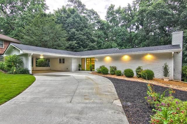 2365 Briarcrest Trail NE, Atlanta, GA 30345 (MLS #6746142) :: Kennesaw Life Real Estate