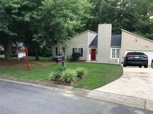 3206 Meadowlark Lane NW, Kennesaw, GA 30152 (MLS #6746145) :: Kennesaw Life Real Estate
