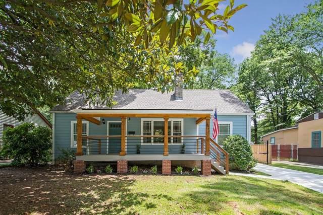 1860 Sylvan Road SW, Atlanta, GA 30310 (MLS #6746148) :: Charlie Ballard Real Estate