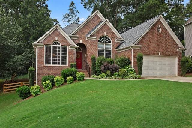 2879 Amesbury Place NW, Kennesaw, GA 30144 (MLS #6746152) :: Charlie Ballard Real Estate