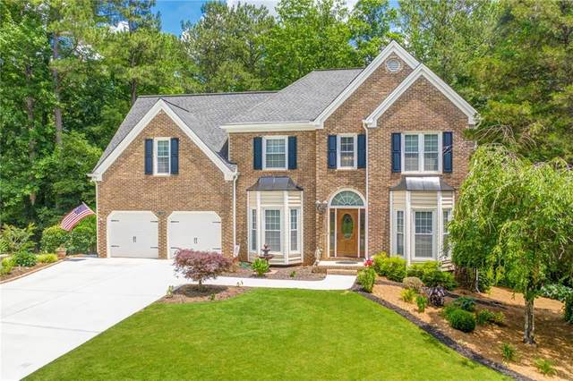 4851 Nellrose Drive NW, Kennesaw, GA 30152 (MLS #6746158) :: The North Georgia Group
