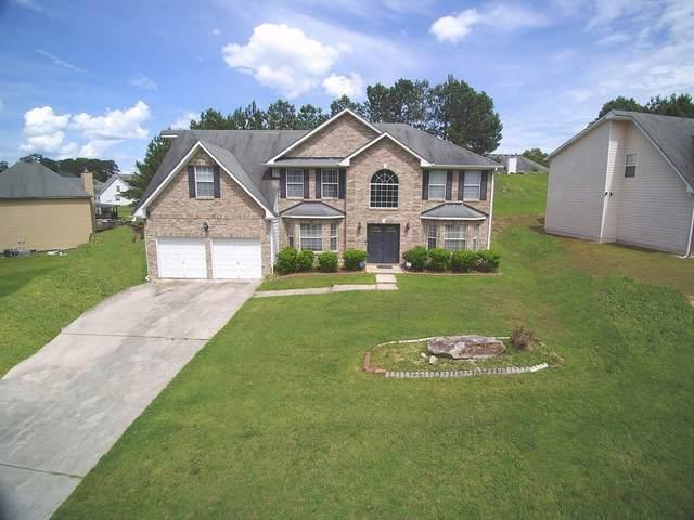 6732 Hill Creek Cove, Lithonia, GA 30058 (MLS #6746160) :: The Butler/Swayne Team