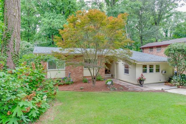 2632 Woodacres Road NE, Atlanta, GA 30345 (MLS #6746187) :: RE/MAX Paramount Properties