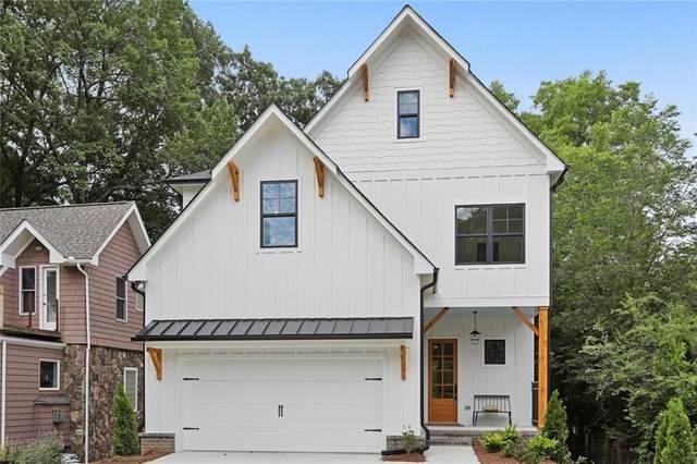 1197 Pine Grove Avenue NE, Brookhaven, GA 30319 (MLS #6746192) :: North Atlanta Home Team