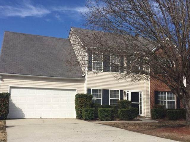 3319 Hillside Links Drive, Snellville, GA 30039 (MLS #6746216) :: The Cowan Connection Team