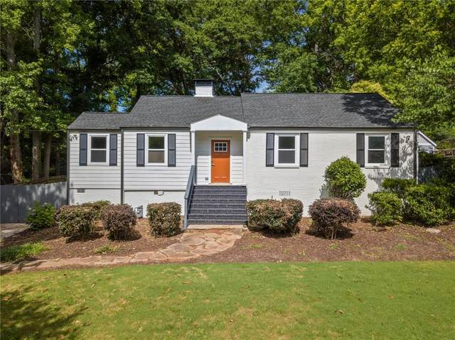 1231 Thomas Road, Decatur, GA 30030 (MLS #6746228) :: Todd Lemoine Team