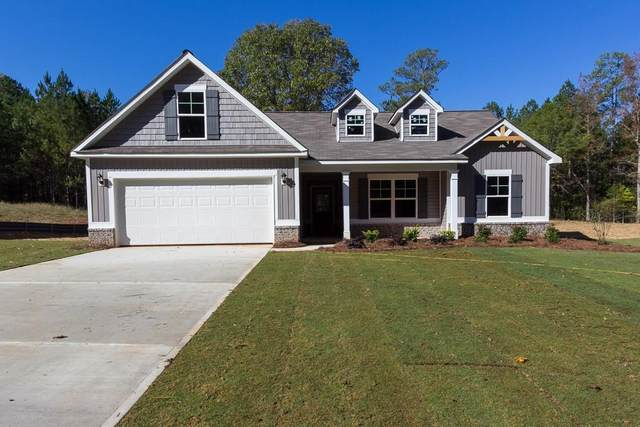 25 Brittney Lane, Covington, GA 30016 (MLS #6746245) :: Rich Spaulding