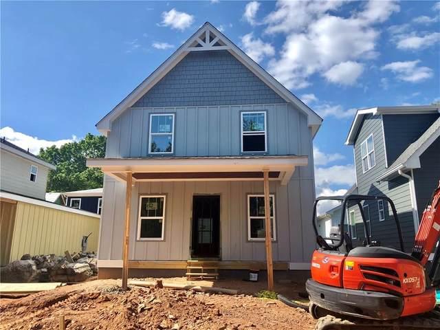 202 Old Canton Circle, Ball Ground, GA 30107 (MLS #6746246) :: Path & Post Real Estate