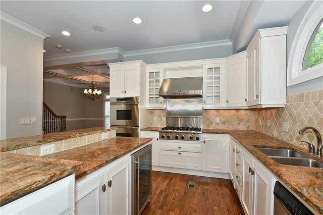 3127 Lenox Road NE #21, Atlanta, GA 30324 (MLS #6746259) :: Path & Post Real Estate