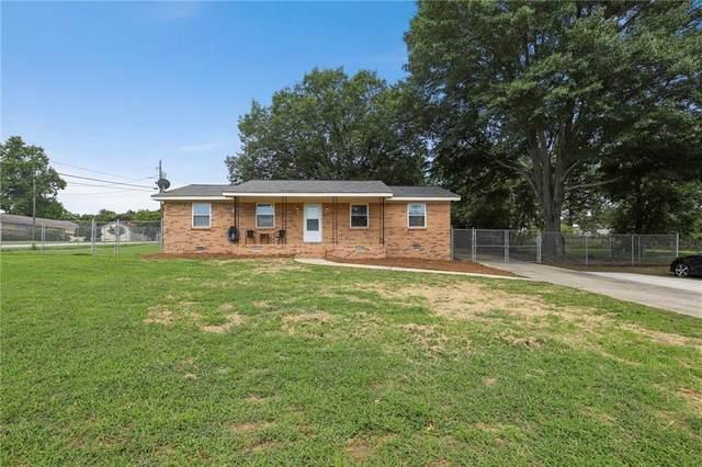 1611 Wesley Way NW, Conyers, GA 30012 (MLS #6746261) :: The Heyl Group at Keller Williams