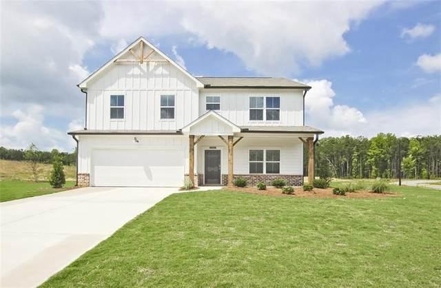 126 Brookstone Park E, Acworth, GA 30101 (MLS #6746262) :: North Atlanta Home Team