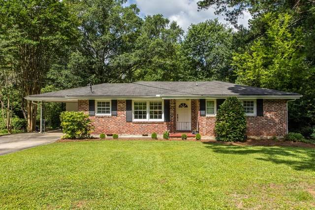 1162 Ivy Court, Decatur, GA 30033 (MLS #6746264) :: North Atlanta Home Team