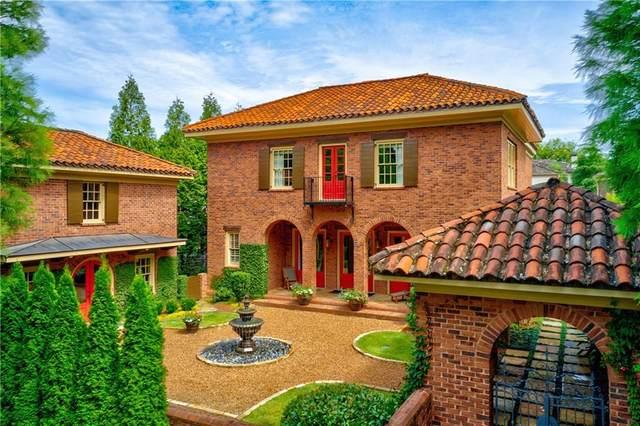 6405 Wesley Hughes Road, Cumming, GA 30040 (MLS #6746271) :: RE/MAX Paramount Properties