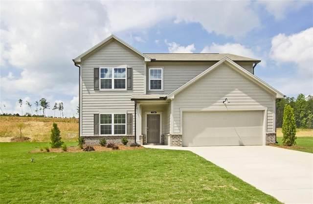134 Brookstone Park E, Acworth, GA 30101 (MLS #6746286) :: North Atlanta Home Team