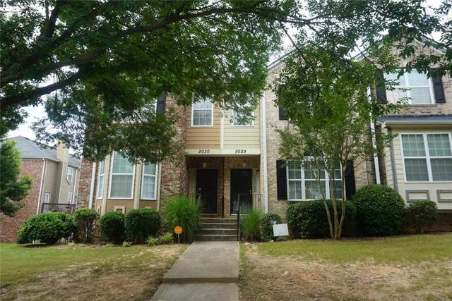 5029 Bayrose Circle 29A, East Point, GA 30344 (MLS #6746290) :: KELLY+CO