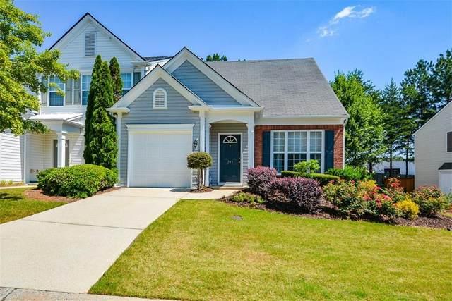 205 Kenninghall Lane SE, Smyrna, GA 30082 (MLS #6746317) :: Kennesaw Life Real Estate