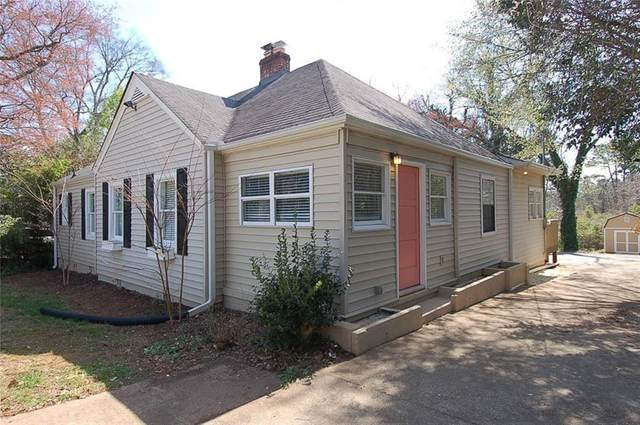 3231 Covington Highway, Avondale Estates, GA 30002 (MLS #6746328) :: The Zac Team @ RE/MAX Metro Atlanta