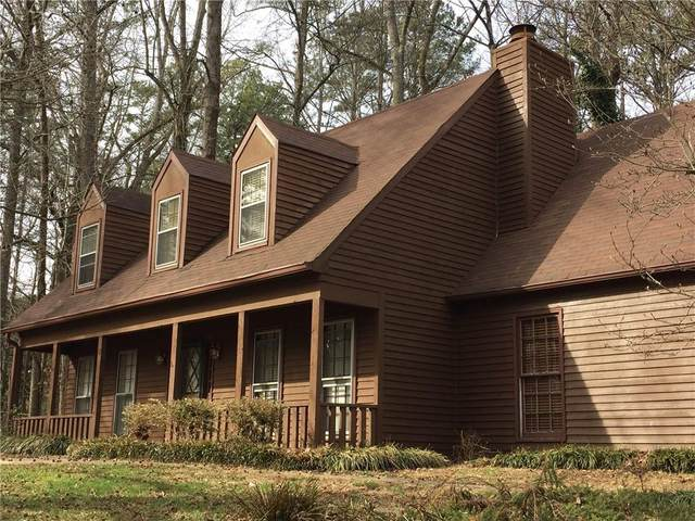 151 Lafayette Drive, Fayetteville, GA 30214 (MLS #6746356) :: The North Georgia Group