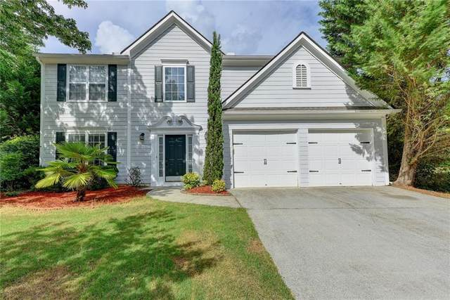 1305 Norwalk Trace, Lawrenceville, GA 30043 (MLS #6746357) :: Good Living Real Estate