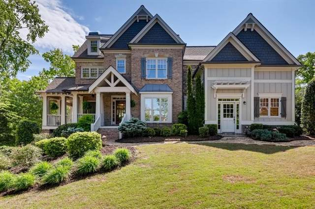 501 Wooded Mountain Trail, Canton, GA 30114 (MLS #6746367) :: Team RRP | Keller Knapp, Inc.