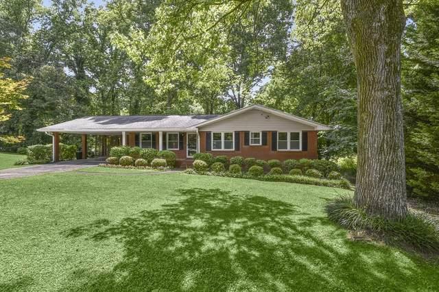 745 Smithstone Court SE, Marietta, GA 30067 (MLS #6746381) :: Path & Post Real Estate