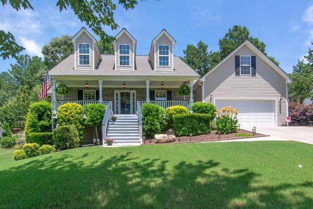 510 Burgess Mill Trail, Suwanee, GA 30024 (MLS #6746382) :: The Cowan Connection Team