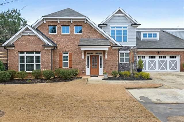 2807 Middlecreek Way #1804, Cumming, GA 30041 (MLS #6746387) :: North Atlanta Home Team