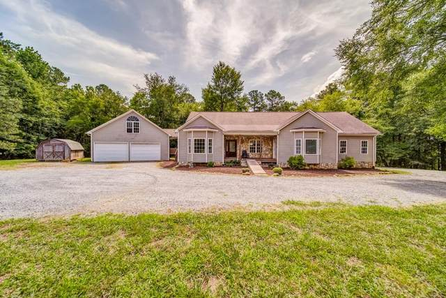 649D Hall Station Road, Kingston, GA 30145 (MLS #6746389) :: Kennesaw Life Real Estate
