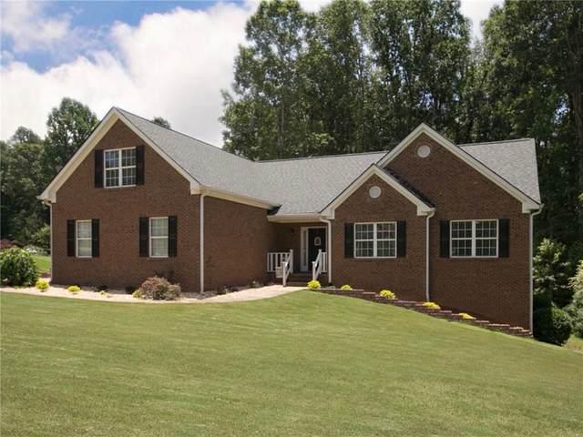 237 Summit Chase Drive, Jefferson, GA 30549 (MLS #6746393) :: Rich Spaulding