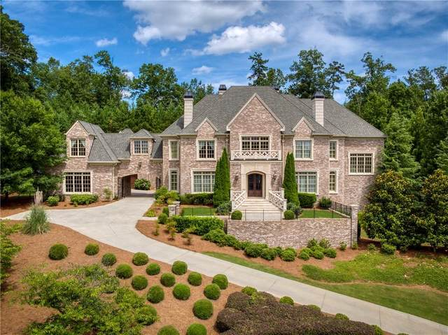 9705 Almaviva Drive, Johns Creek, GA 30022 (MLS #6746400) :: Scott Fine Homes at Keller Williams First Atlanta