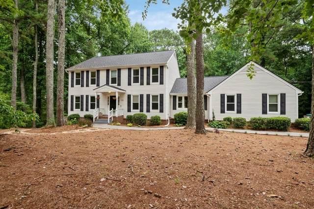 268 Old Rosser Road, Stone Mountain, GA 30087 (MLS #6746406) :: North Atlanta Home Team