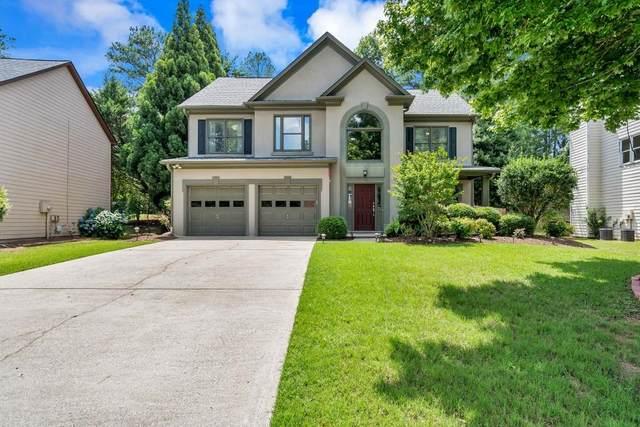 750 Sheridan Ridge Court, Alpharetta, GA 30022 (MLS #6746413) :: RE/MAX Prestige