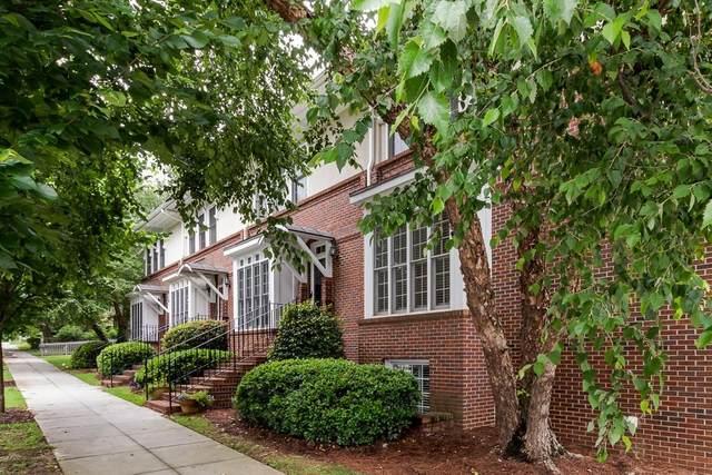 134 Church Street 4-A, Decatur, GA 30030 (MLS #6746419) :: Good Living Real Estate