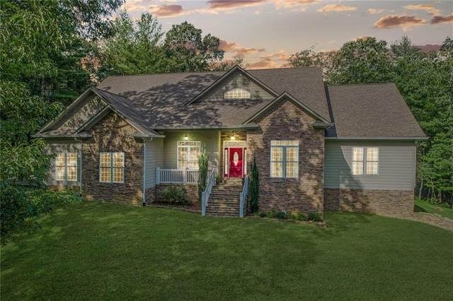140 Clear Creek Springs Drive, Ellijay, GA 30536 (MLS #6746424) :: The Cowan Connection Team
