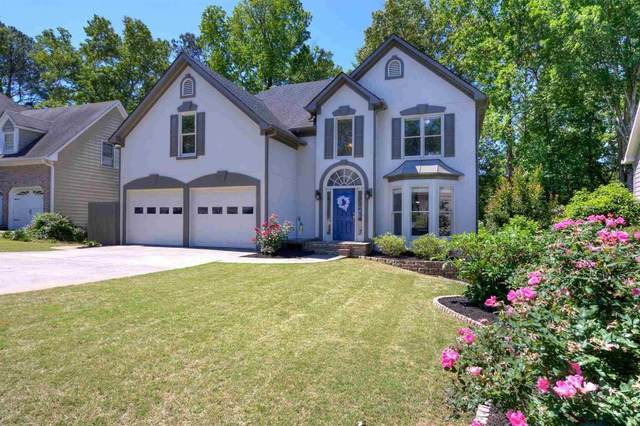 407 Middle Valley Lane, Woodstock, GA 30189 (MLS #6746428) :: The Heyl Group at Keller Williams