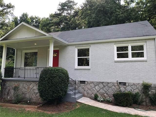 1397 Dodson Drive SW, Atlanta, GA 30311 (MLS #6746431) :: The Heyl Group at Keller Williams