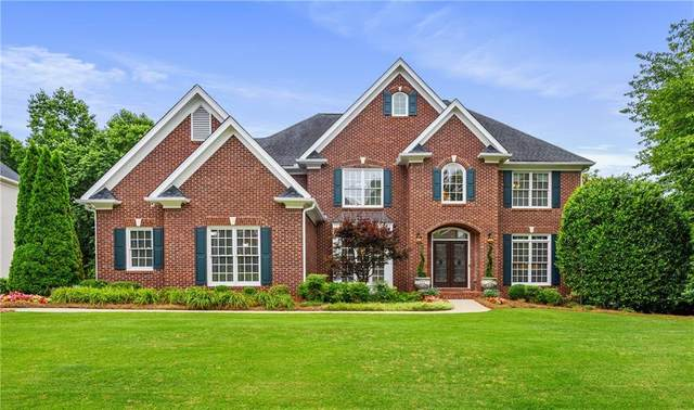 820 Highland Bend Cove, Alpharetta, GA 30022 (MLS #6746444) :: RE/MAX Prestige