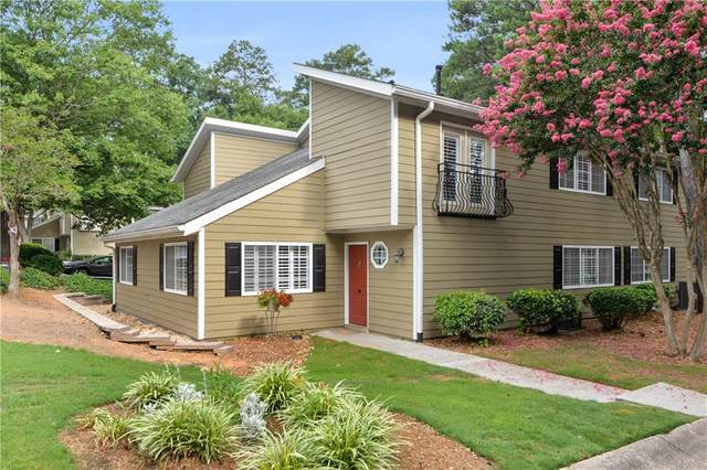 1468 Briarwood Road NE #1601, Brookhaven, GA 30319 (MLS #6746457) :: The North Georgia Group