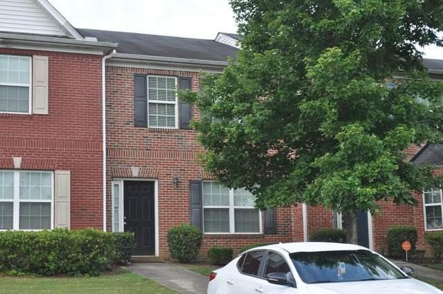 7712 Autry Circle #108, Douglasville, GA 30134 (MLS #6746461) :: North Atlanta Home Team