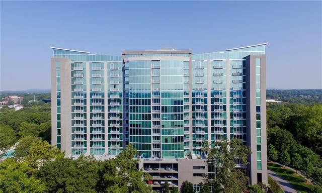 3300 Windy Ridge Parkway SE #504, Atlanta, GA 30339 (MLS #6746464) :: Path & Post Real Estate
