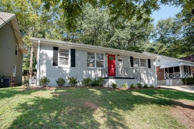 2657 Jewel Street, East Point, GA 30344 (MLS #6746470) :: The Heyl Group at Keller Williams
