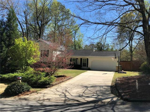 131 Pheasant Drive SE, Marietta, GA 30067 (MLS #6746472) :: KELLY+CO