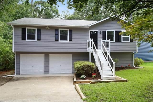 3695 Cherokee Overlook Drive, Canton, GA 30115 (MLS #6746477) :: BHGRE Metro Brokers