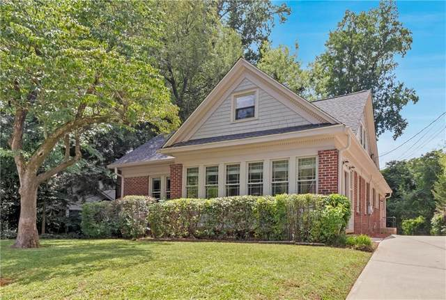 1864 Ridgewood Drive NE, Atlanta, GA 30307 (MLS #6746484) :: The Heyl Group at Keller Williams