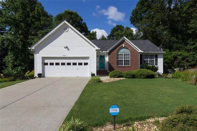 1433 Wilkes Crest Court, Dacula, GA 30019 (MLS #6746488) :: The Heyl Group at Keller Williams