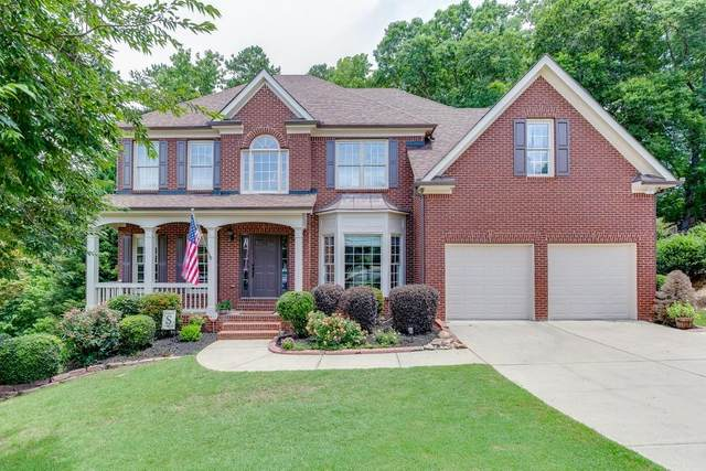 4160 Summit Gate Drive, Suwanee, GA 30024 (MLS #6746534) :: North Atlanta Home Team
